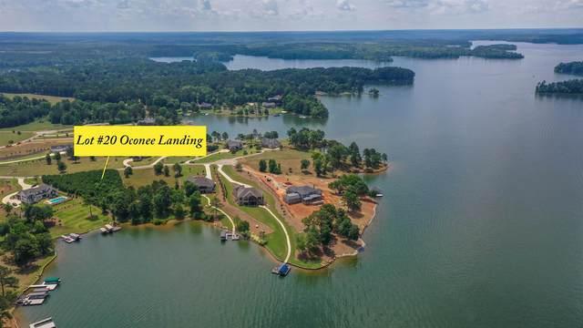 Lot 20 Oconee Landing Drive, White Plains, GA 30678 (MLS #59495) :: Team Lake Country