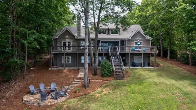 144 Long Island Drive, Eatonton, GA 31024 (MLS #59500) :: Team Lake Country