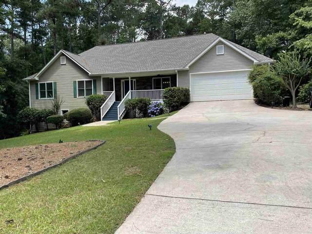 135 Sebastian Drive, Eatonton, GA 31024 (MLS #59518) :: Team Lake Country