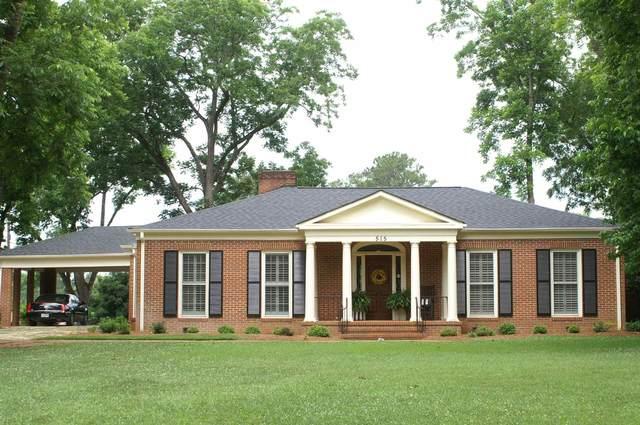 515 S East Street, Greensboro, GA 30642 (MLS #59539) :: Team Lake Country