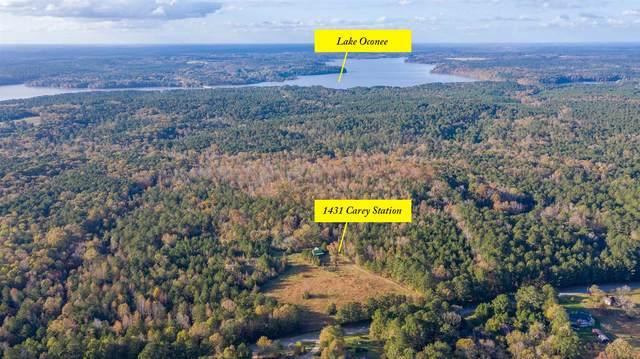 1431 Carey Station Road, Greensboro, GA 30642 (MLS #59551) :: Team Lake Country