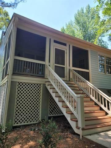 206 Beech Haven Lane, Eatonton, GA 31024 (MLS #59553) :: Team Lake Country
