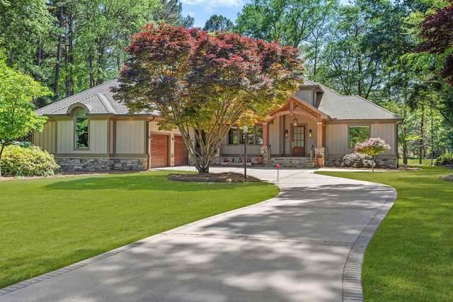 116 Southlook Lane, Eatonton, GA 31024 (MLS #59555) :: Team Lake Country