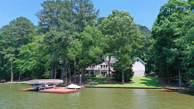 1480 Plantation Drive, Greensboro, GA 30642 (MLS #59562) :: Team Lake Country
