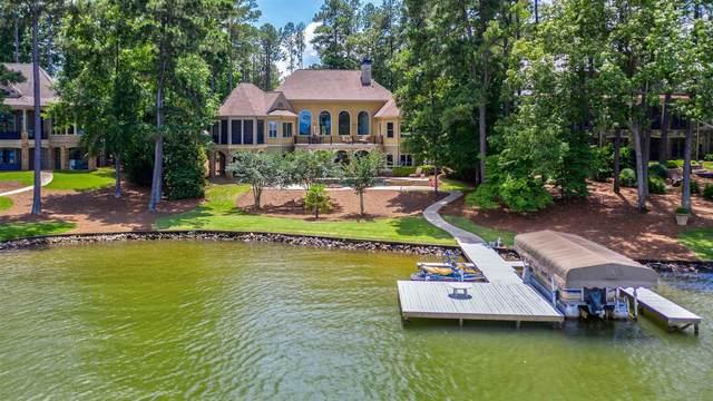 1230 Lake Club Drive, Greensboro, GA 30642 (MLS #59565) :: Team Lake Country