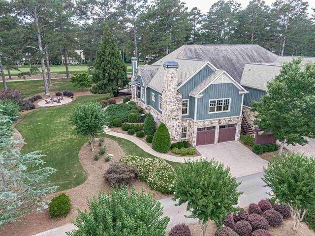 138 Arbors Lane, Eatonton, GA 31024 (MLS #59572) :: Team Lake Country