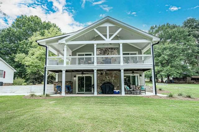 128 Collis Circle, Eatonton, GA 31024 (MLS #59576) :: Team Lake Country