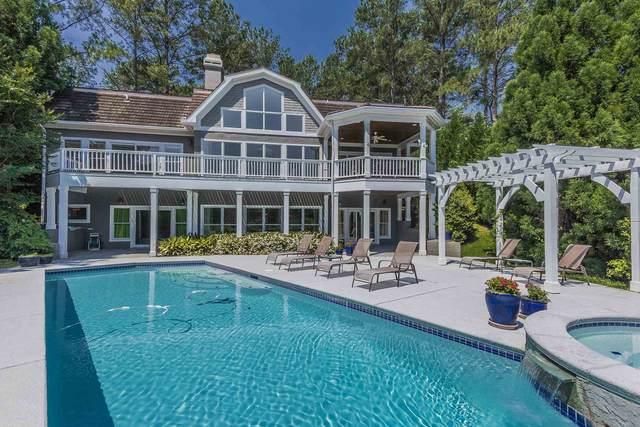 125 Island View Lane, Eatonton, GA 31024 (MLS #59665) :: Team Lake Country