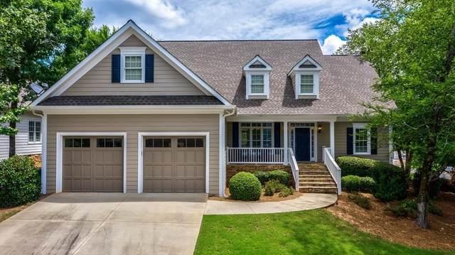 1121 Harbor Ridge Drive, Greensboro, GA 30642 (MLS #59700) :: Team Lake Country