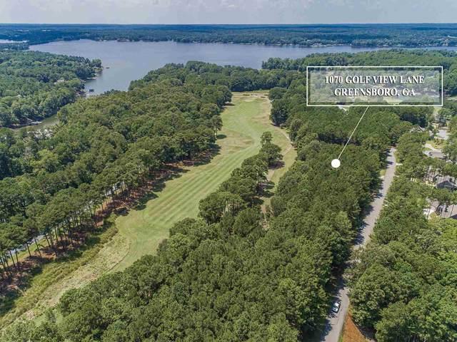 1070 Golf View Lane, Greensboro, GA 30642 (MLS #59783) :: Team Lake Country