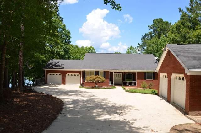 413 East Riverbend Drive, Eatonton, GA 31024 (MLS #59812) :: Team Lake Country