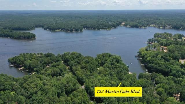 123 Martin Oaks Blvd, Eatonton, GA 31024 (MLS #59817) :: Team Lake Country