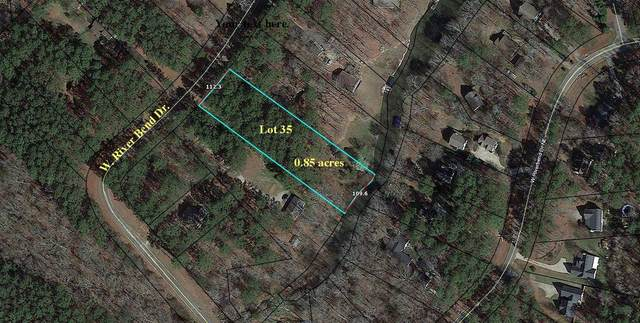Lot 35 W River Bend Drive, Eatonton, GA 31024 (MLS #59827) :: Team Lake Country