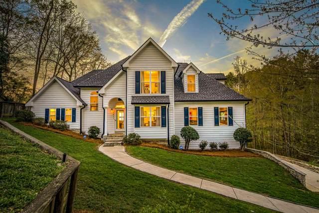 1831 Northwoods Drive, Greensboro, GA 30642 (MLS #59850) :: Team Lake Country