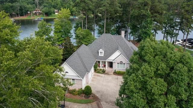 1591 Lighthouse Circle, Greensboro, GA 30642 (MLS #59855) :: Team Lake Country