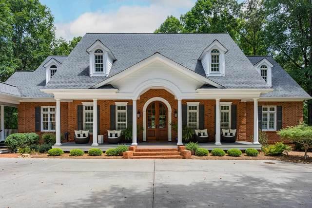 1031 Troublesome Creek Lane, Greensboro, GA 30642 (MLS #59864) :: Team Lake Country