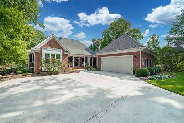 2691 Club Drive, Greensboro, GA 30642 (MLS #59868) :: Team Lake Country