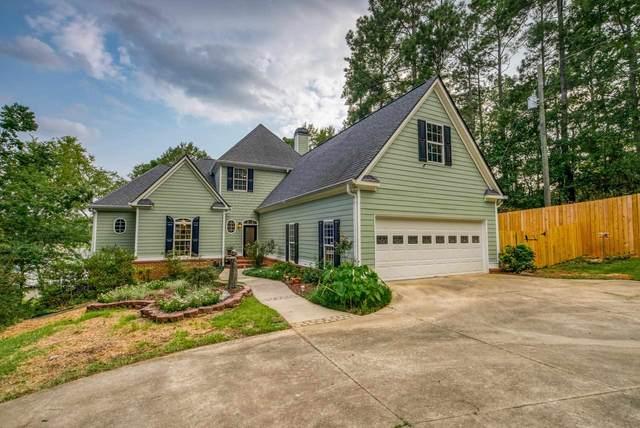 116 Island Drive, Milledgeville, GA 31061 (MLS #59882) :: Team Lake Country