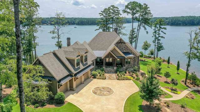 1021 Wooten Hill Court, Greensboro, GA 30642 (MLS #59898) :: EXIT Realty Lake Country