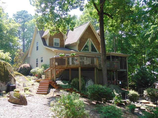 143 Rock Springs Road, Eatonton, GA 31024 (MLS #59984) :: Team Lake Country