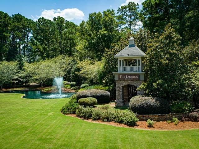1011 Lake Pointe South, Greensboro, GA 30642 (MLS #59986) :: Team Lake Country