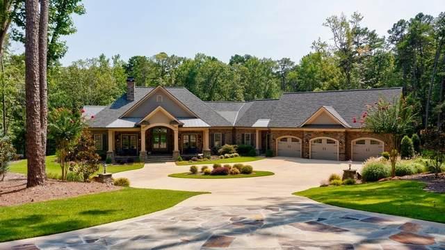 1080 South Grove Road, Greensboro, GA 30642 (MLS #60029) :: Team Lake Country