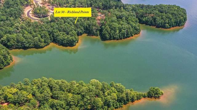 Lot 30 Broadpoint Drive, Greensboro, GA 30642 (MLS #60039) :: Team Lake Country