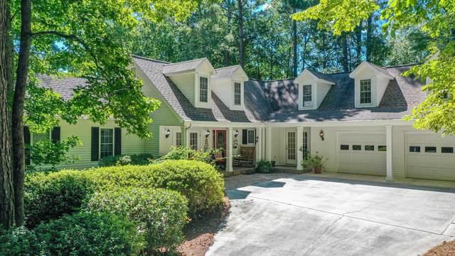 1410 Buckhead Drive, Greensboro, GA 30642 (MLS #60050) :: Team Lake Country