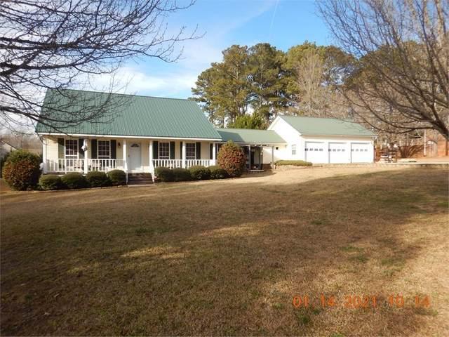 1030 Country Club Lane, Union Point, GA 30669 (MLS #60078) :: Team Lake Country