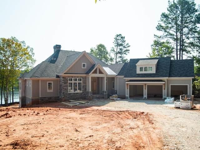 1061 Ridge Grove, Greensboro, GA 30642 (MLS #60102) :: Team Lake Country