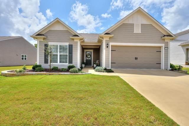 1221 Crooked Creek Road, Greensboro, GA 30642 (MLS #60112) :: EXIT Realty Lake Country