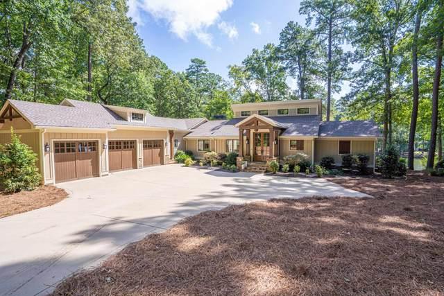1061 Eaglewood Way, Greensboro, GA 30642 (MLS #60120) :: Team Lake Country