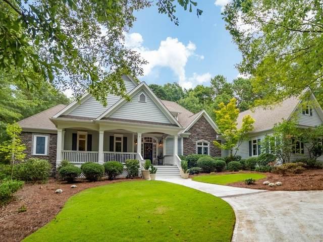 1011 Cartwright Lane, Greensboro, GA 30642 (MLS #60130) :: Team Lake Country