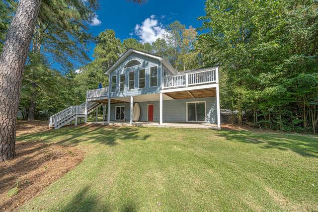 1610 Parks Mill Drive, Greensboro, GA 30642 (MLS #60188) :: Team Lake Country