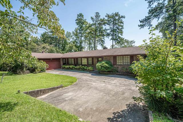 155 W Lakeview Drive, Milledgeville, GA 31061 (MLS #60215) :: Team Lake Country