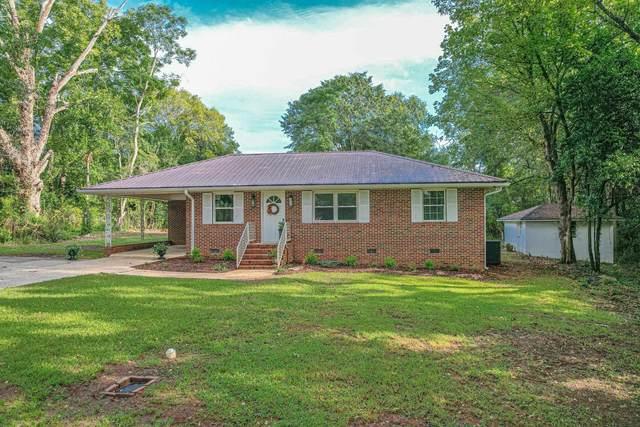 414 East South Street, Greensboro, GA 30642 (MLS #60247) :: Team Lake Country