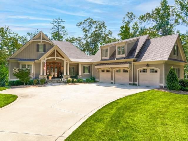 1451 Howells Grove Road, Greensboro, GA 30642 (MLS #60290) :: Team Lake Country