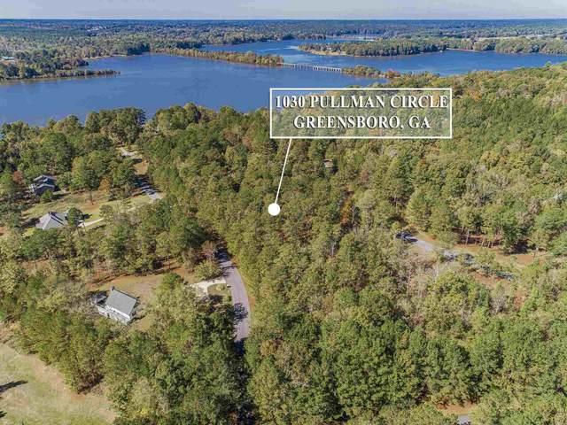 1030 Pullman Circle, Greensboro, GA 30642 (MLS #60330) :: Team Lake Country