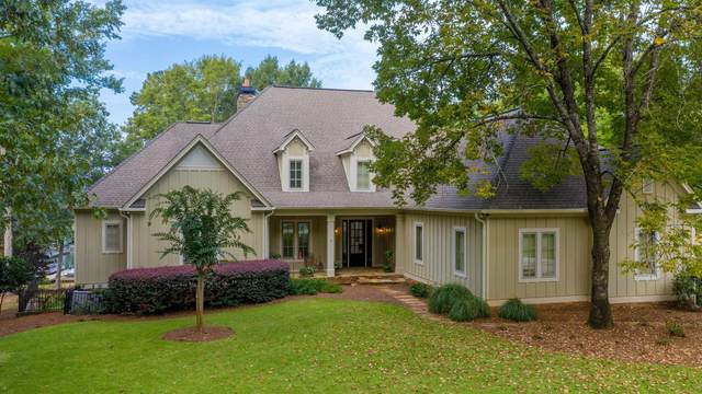 1800 Buckhead Drive, Greensboro, GA 30642 (MLS #60399) :: Team Lake Country