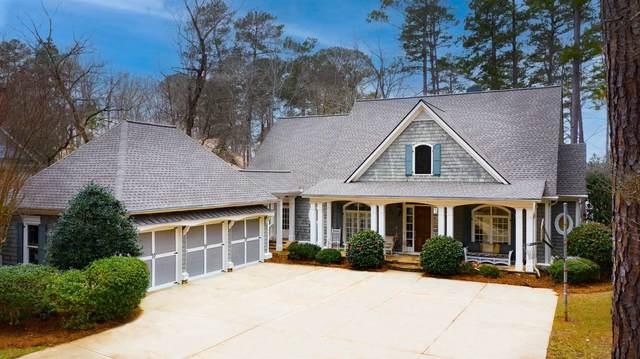 1120 Amelias Lane, Greensboro, GA 30642 (MLS #60409) :: EXIT Realty Lake Country