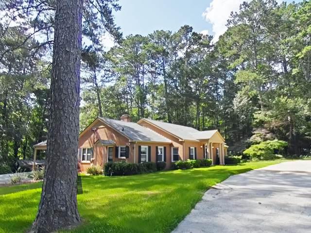 1003 South Main Street, Greensboro, GA 30642 (MLS #60415) :: EXIT Realty Lake Country