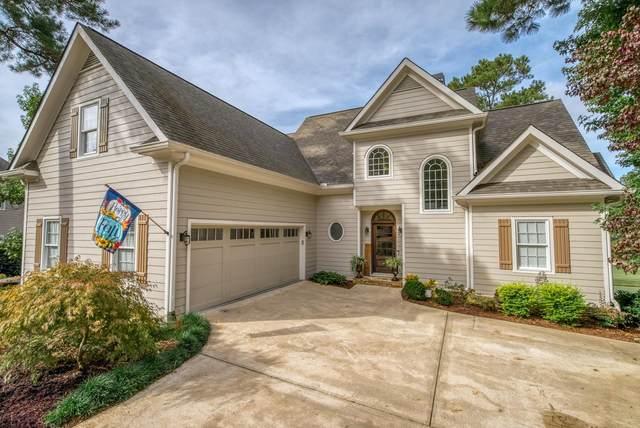 1010 Billy Mantle Lane, Greensboro, GA 30642 (MLS #60417) :: Team Lake Country