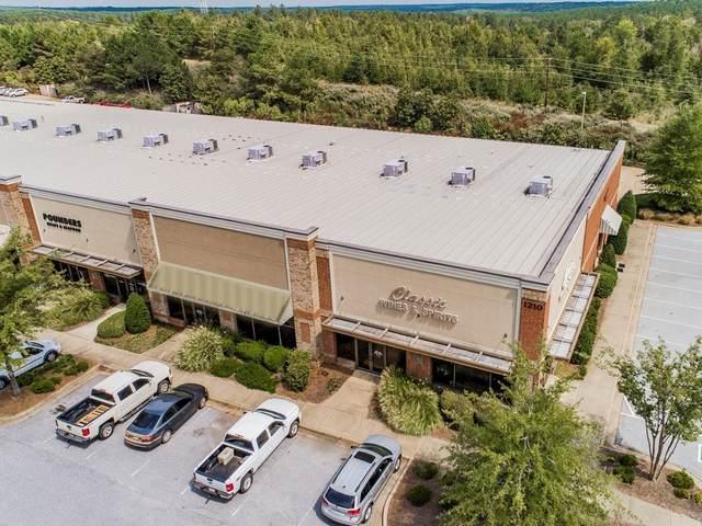 1210 Commerce Drive, Greensboro, GA 30642 (MLS #60419) :: Team Lake Country