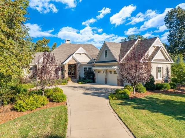 1171 Big Water Circle, Greensboro, GA 30642 (MLS #60450) :: Team Lake Country