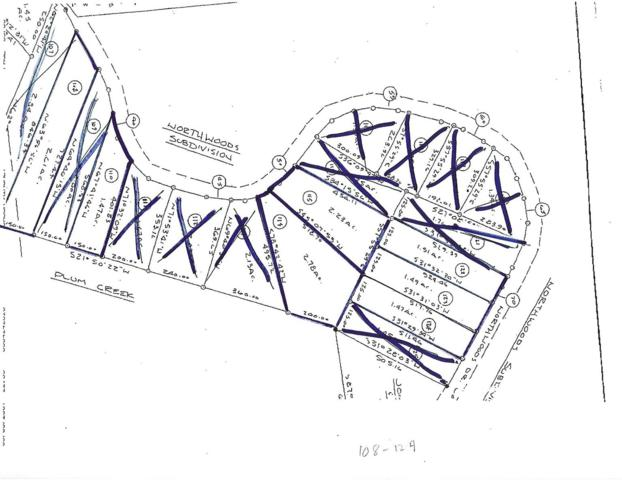 Lot 110/1710 Northwoods, Greensboro, GA 30642 (MLS #25139) :: Team Lake Country