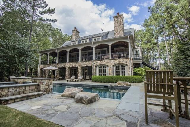 1241 Lake Club Drive, Greensboro, GA 30642 (MLS #45279) :: Team Lake Country