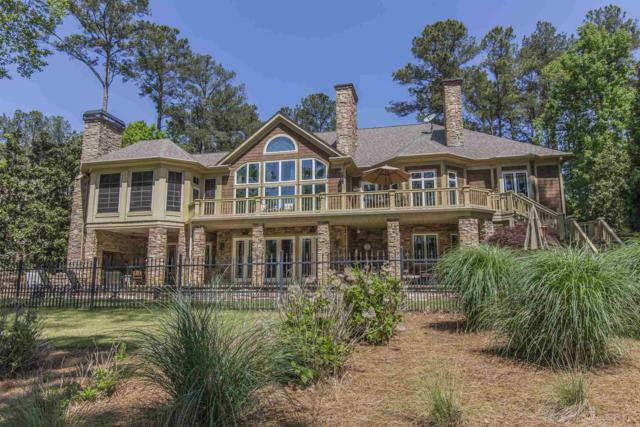 1261 Lake Club Drive, Greensboro, GA 30642 (MLS #46393) :: Jo Jones & Company
