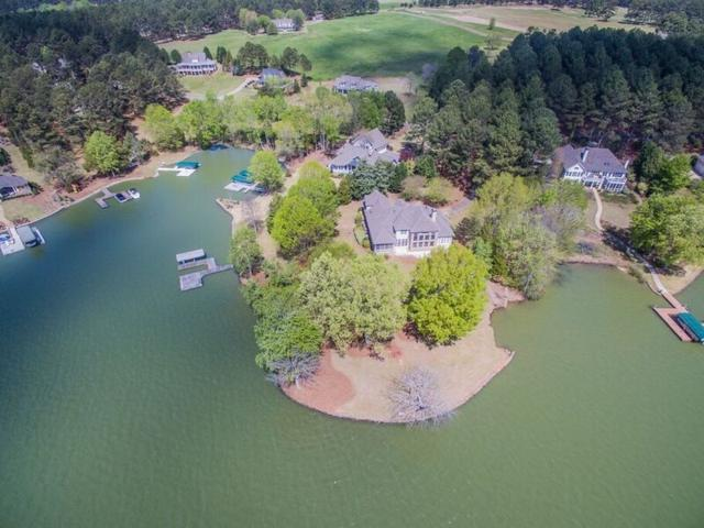 134 Wildwood Drive, Eatonton, GA 31024 (MLS #46870) :: Team Lake Country