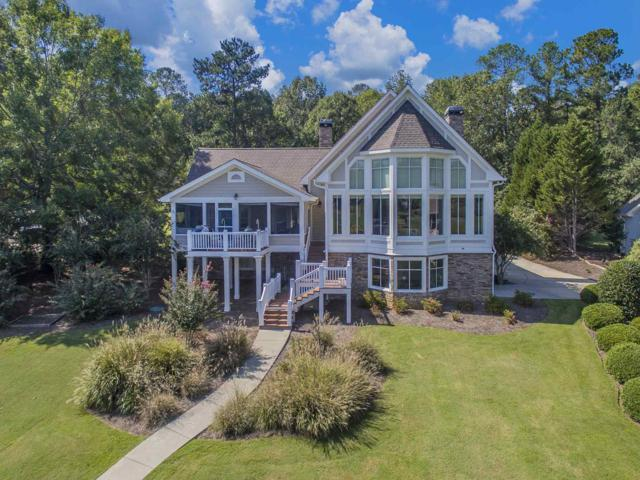 1120 Club Cove Drive, Greensboro, GA 30642 (MLS #48588) :: Team Lake Country