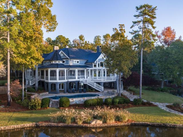 124 South Look Lane, Eatonton, GA 31024 (MLS #48783) :: Team Lake Country